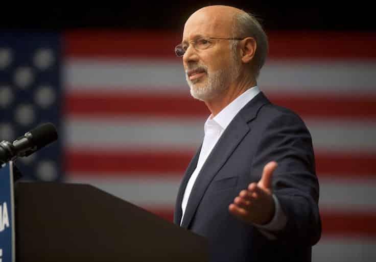 Pennsylvania Poised to Strip Dem Gov of Emergency COVID Powers 1