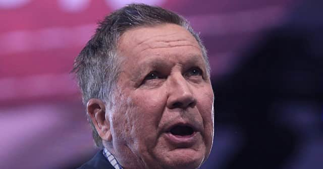 Kasich: It's a 'Very Big Deal' 35 House Republicans Voted for 1/6 Commission -- 'They Stood Against Trump' 1