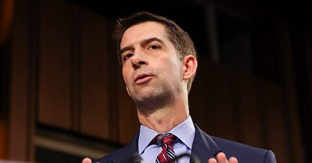 Exclusive—Sen. Tom Cotton: The Democrats' H.R.1 Would Permanently Rig Our Elections 1