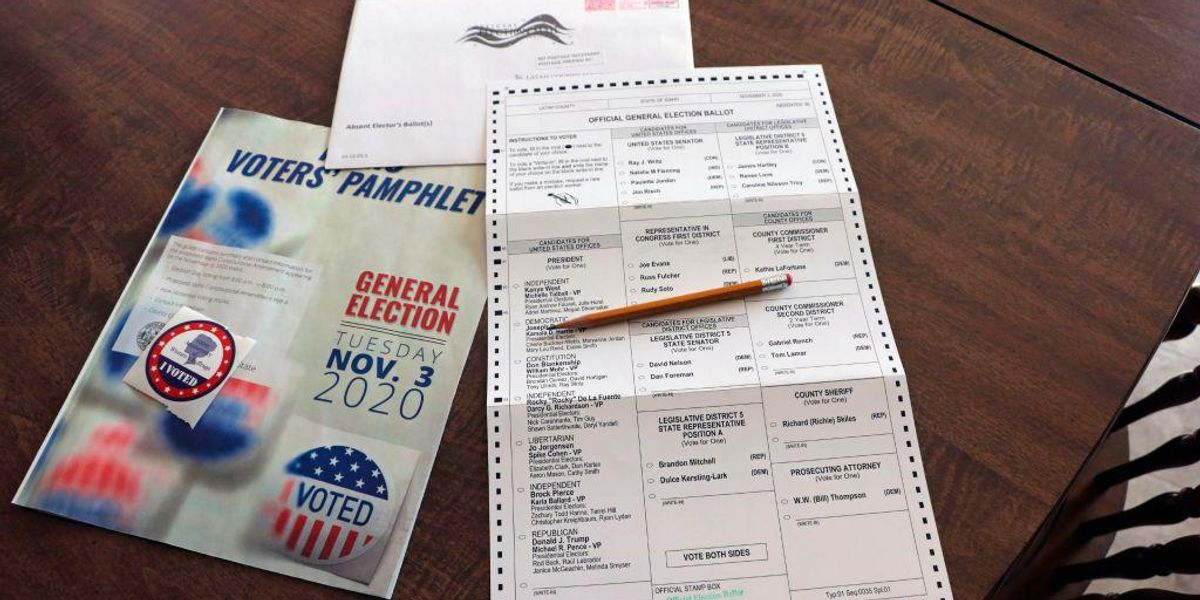Judge permits massive election audit in Georgia, rules absentee ballots unsealed for examination 1