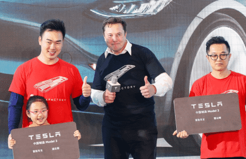 Tesla Vehicles Banned From Some Chinese Government Compounds 1
