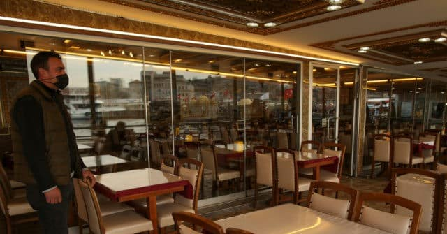 Report: One-Third of California's Restaurants Permanently Closed Because of Pandemic 1