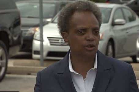 Chicago Police Union Issues Vote of No Confidence in Anti-White Racist Mayor Lori Lightfoot (VIDEO) 1