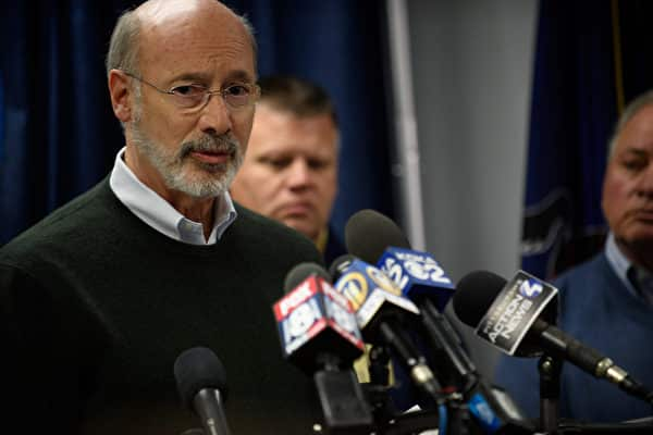 Pennsylvania Votes to Limit Governor's Emergency Powers 1