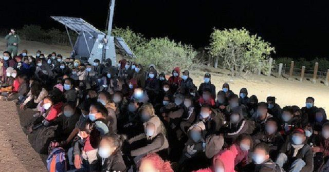 105 Unaccompanied Migrant Children Apprehended in Single Arizona Border Crossing 1