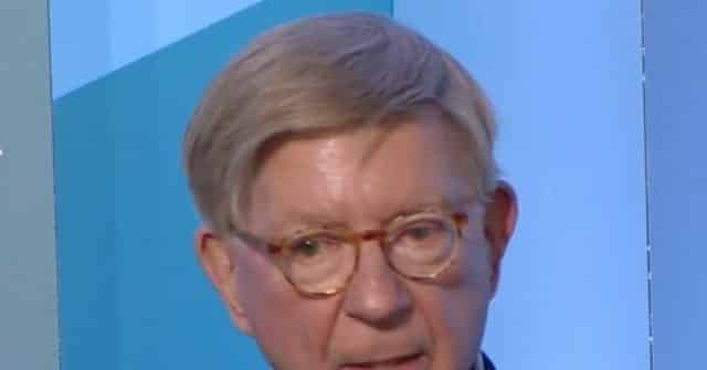 George Will: GOP Won't Investigate Jan. 6 Because of the 'Terror It Feels for Its Own Voters' 1