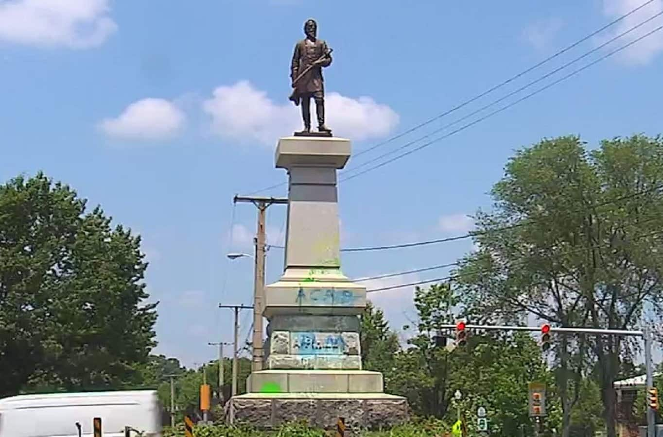 Ghoulish Virginia Democrats Planning to Dig Up Confederate General's Grave Without Relocation Plan 1