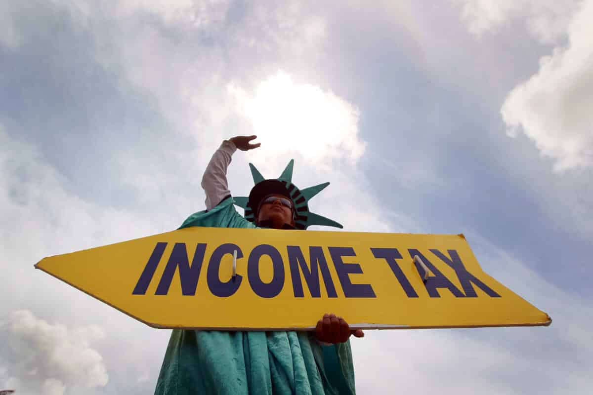 Most Voters Want Smaller Government and Lower Taxes: Rasmussen Poll 1