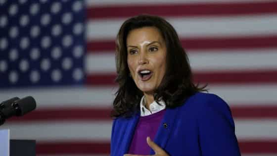 Michigan Governor Whitmer Ignores Her Own Covid-19 Rules When Dining Out 1