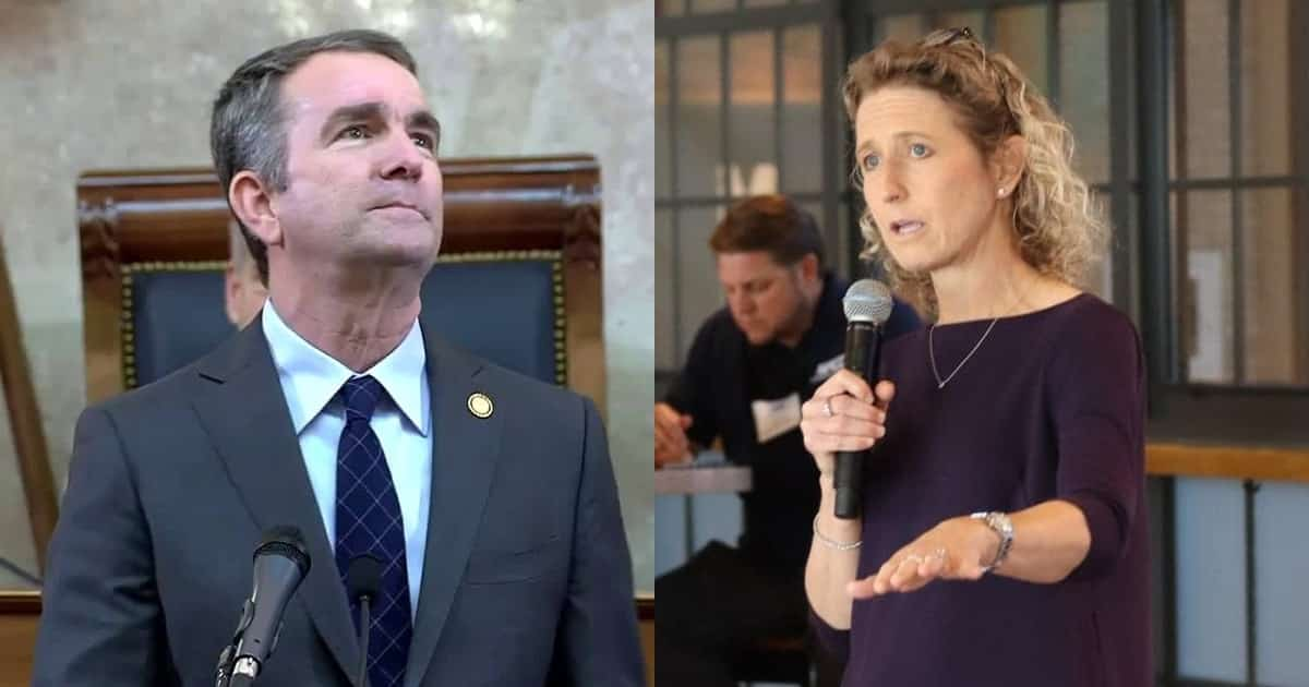 GOP Hopeful Jen Kiggans Sided With Ralph Northam, Voted For Virginia Values Act That 'Criminalizes Christians' 1