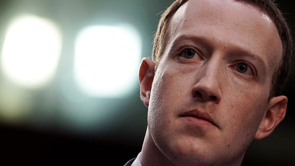 "Project Veritas blows lid on Facebook's global censorship of ""vaccine hesitancy"" 1"