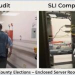 Dominion was Onsite During Maricopa County's EAC February Audits 2