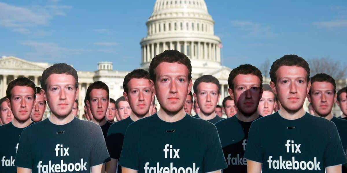 Facebook bans donations to 147 Republicans who voted against certifying Biden's 2020 victory 1