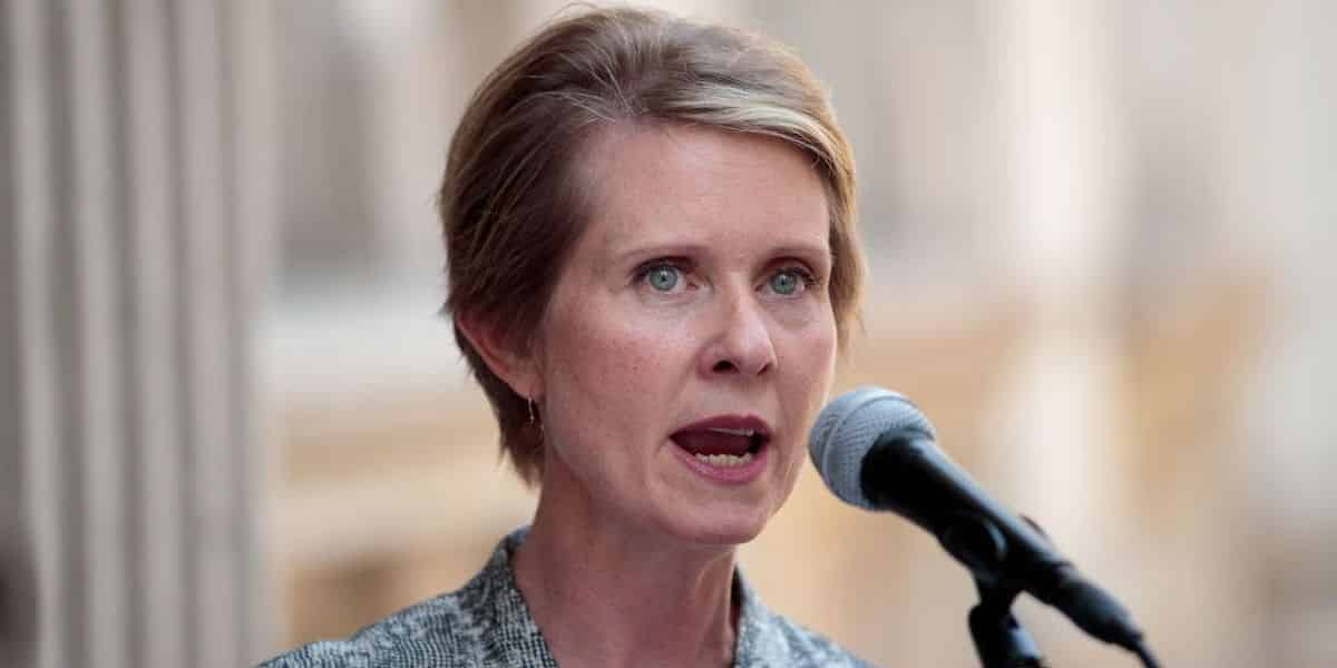 Cynthia Nixon gets crushed for saying shoplifters shouldn't be arrested: 'This is how Democrats lose elections' 1