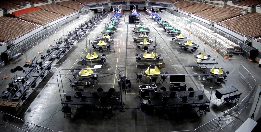 HUGE MILESTONE: AZ Audit Officials Announce ONE MILLION Ballots Hand Counted and Analyzed! 1