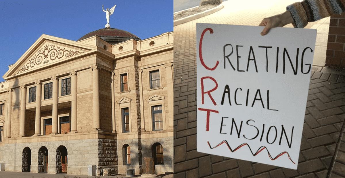 BREAKING: Arizona Senate BANS Anti-White 'Critical Race Theory' 1