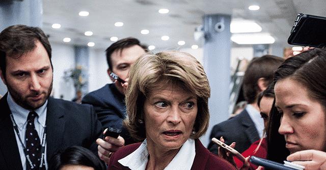 Six Senate Republicans Voted to Advance January 6 Bill 1