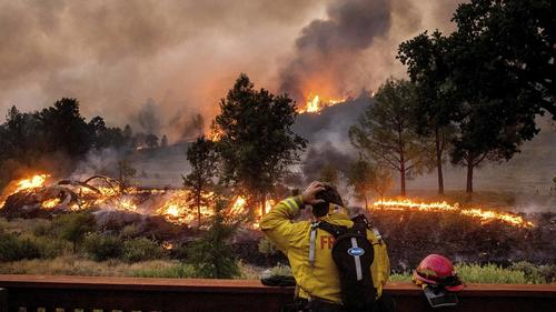 "California's 2021 Fire Season Could Be ""Like Armageddon,"" Officials Warn 1"