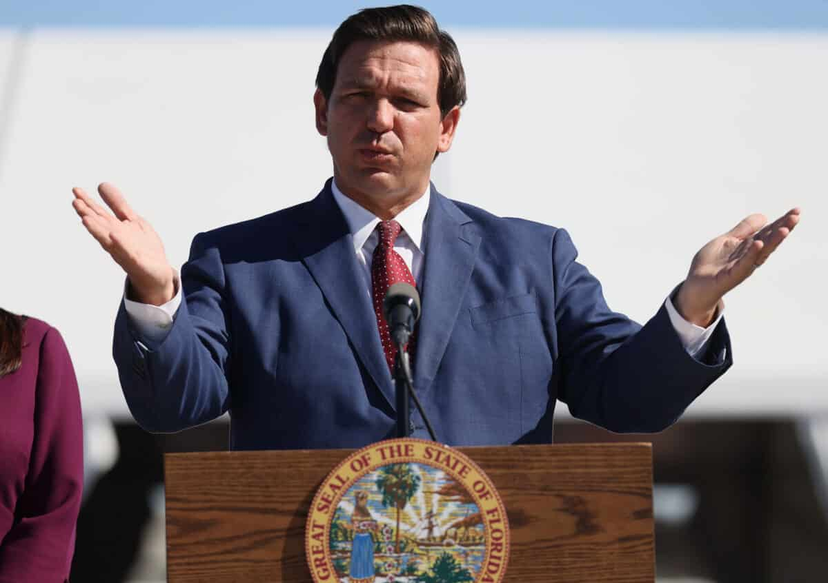 DeSantis Schedules Special US House Election for January 1