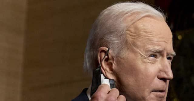 Poll: Majority of Georgians Believe Biden, Democrats Steering America Down Wrong Track 1
