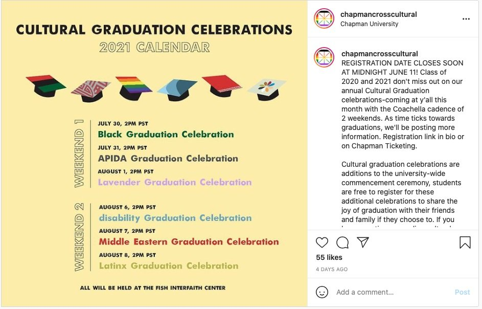 California University to Hold Segregated 'Cultural Graduation' Ceremonies Based on Race and Identity 1