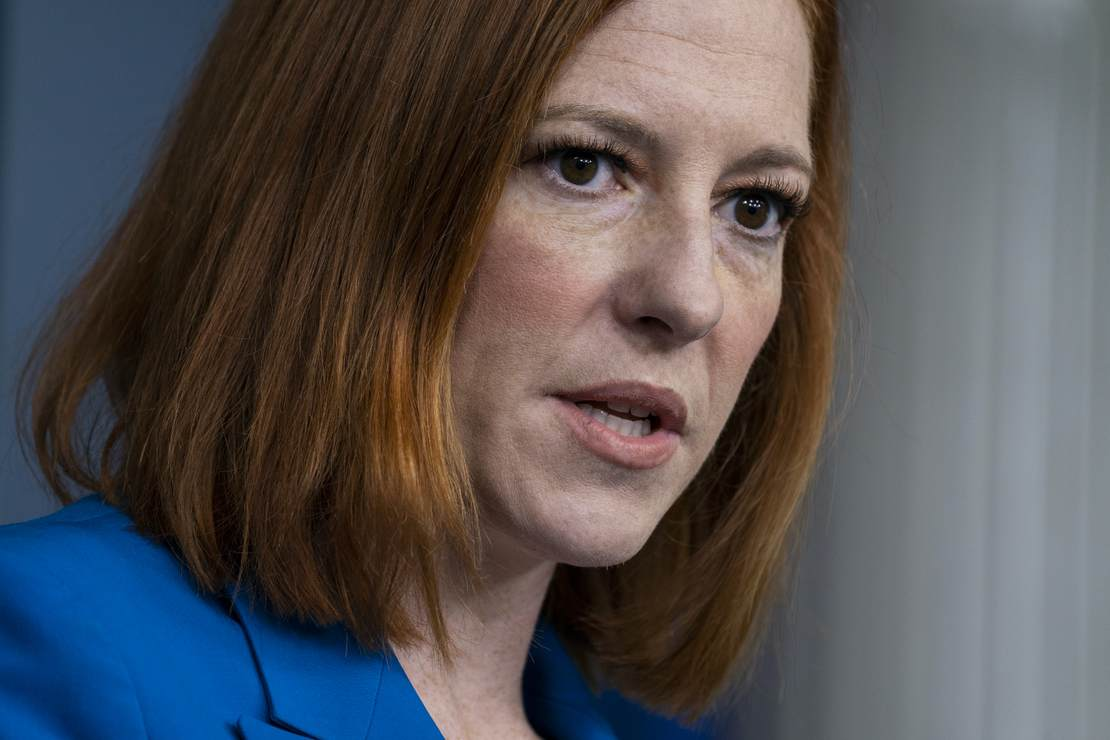 Jen Psaki Uses Capitol Riot to Justify Federal Takeover of Elections 1