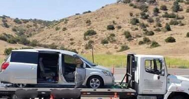 Two Armed Human Smugglers Arrested at California Border Interior Checkpoints 1