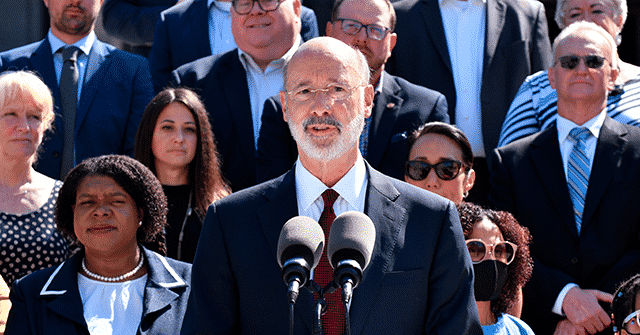 Heritage Action Slams Gov. Wolf for Election Integrity Bill Veto: 'A Partisan Attack on Election Security' 1