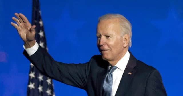 Poll: Only 61 Percent of Registered Voters Believe Biden Won 2020 Election 'Fair and Square' 1