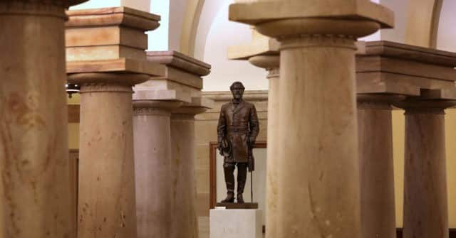 Democrat-Led House Votes to Remove Confederate Statues: 'All the Statues Being Removed by this Bill are Statues of Democrats' 1