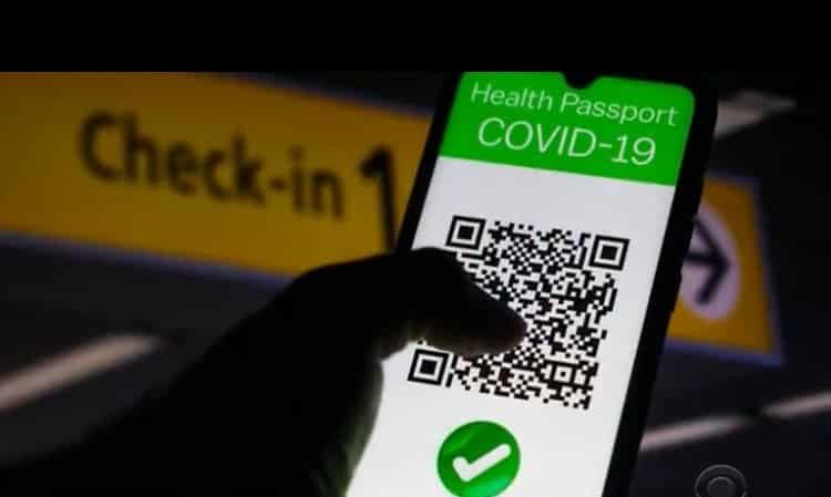 Newsom Claims California's Electronic Vaccine Verification System will be 'Voluntary' 1