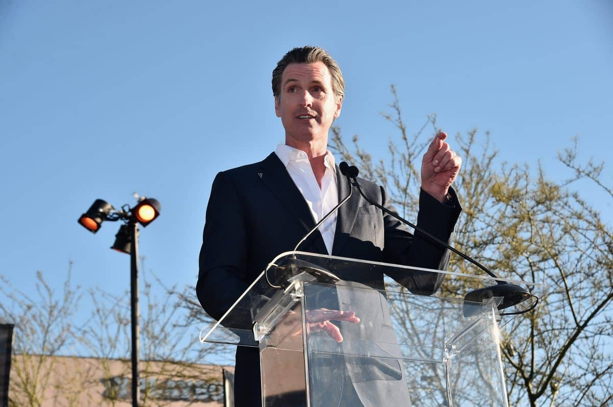 Newsom to Officially Face Recall Election 1