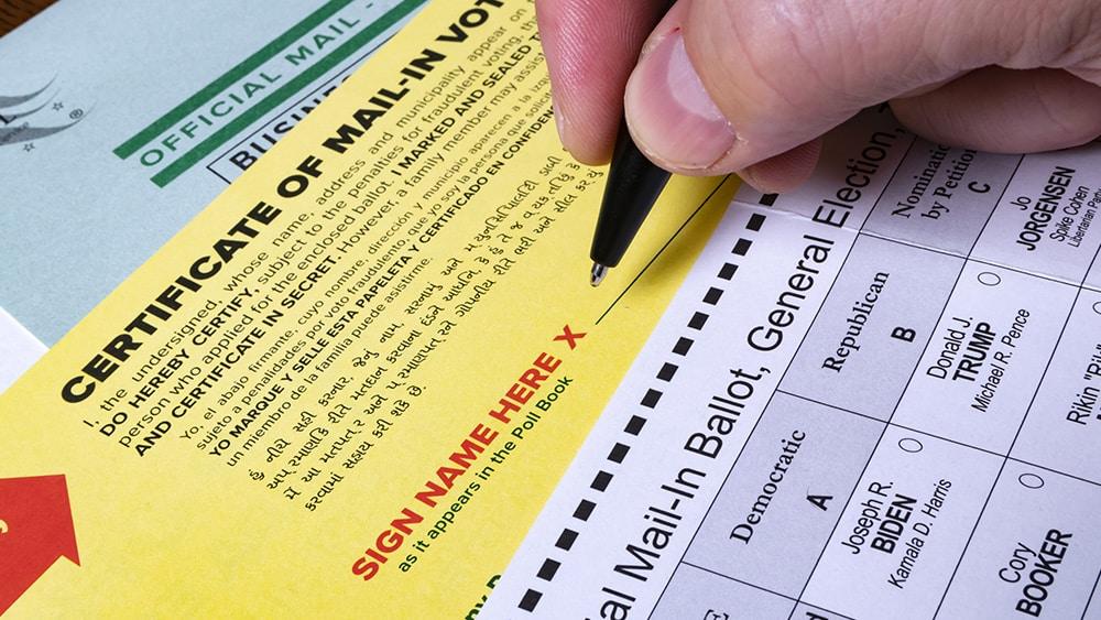 Bill requiring voter ID passes in Michigan Senate 1
