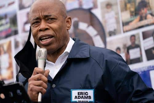 NY Mayoral Candidate Eric Adams Demands Explanation After 150K Vote 'Irregularity' Narrows Lead 1