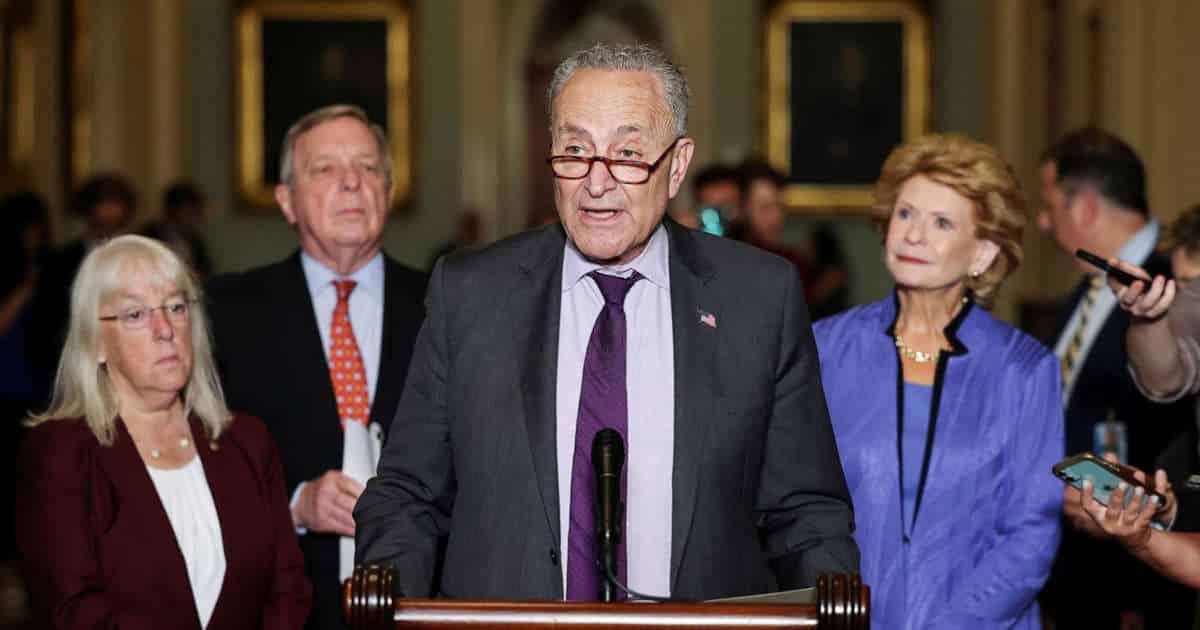 GOP Uses Filibuster To Block Democrats' Election Reform Bill 1