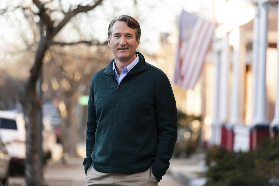 Don't Count Out the GOP's Glenn Youngkin in Virginia 1
