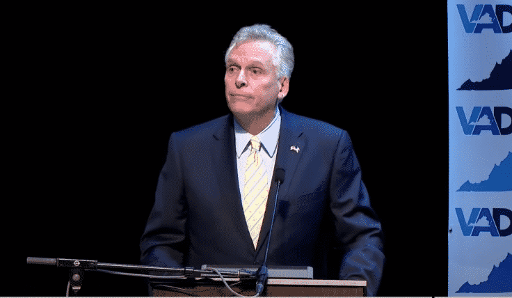 Knives Out for McAuliffe in Final Week of Virginia Primary 1