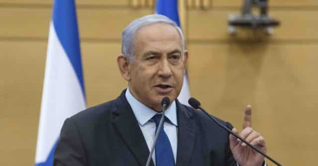 Benjamin Netanyahu Calls New Israeli Government 'Biggest Election Scam, Maybe, in History' 1