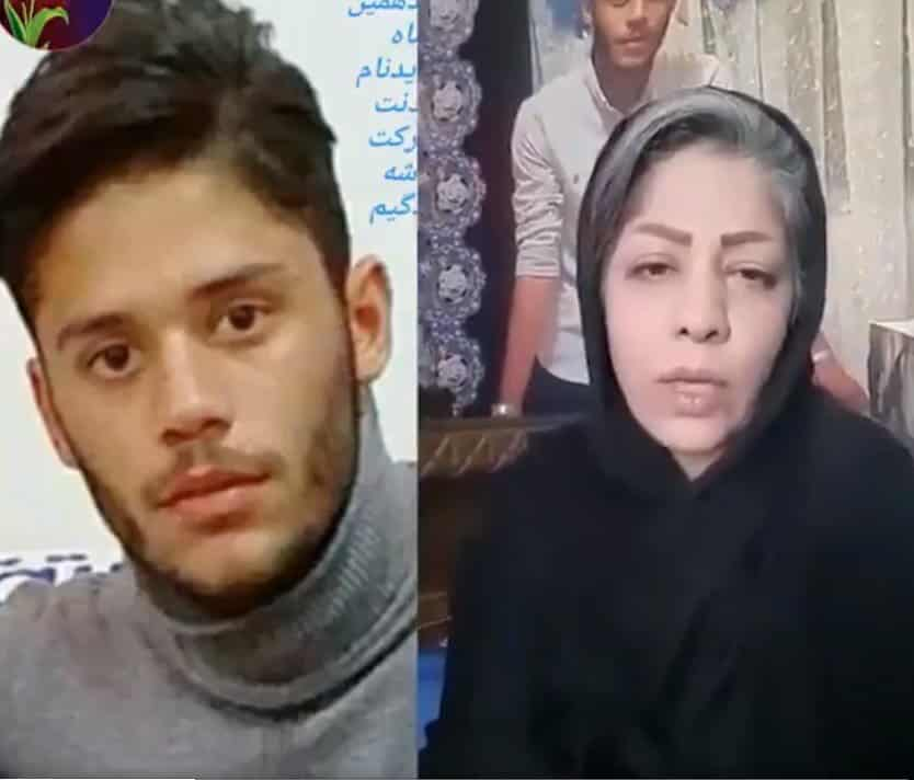 """Mothers of Children Killed by Iranian Mullas Plead For People To Boycott """"Sham Election"""" in Iran 1"""