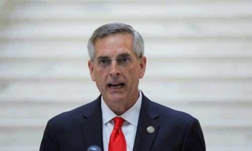 Georgia GOP Approves Resolution Censuring Secretary Of State Brad Raffensperger 1