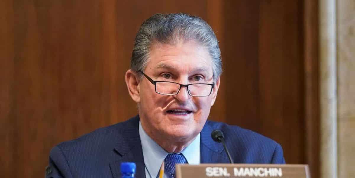 Sen. Joe Manchin bucks Democrats on election reform bill, filibuster — and liberals are angry 1