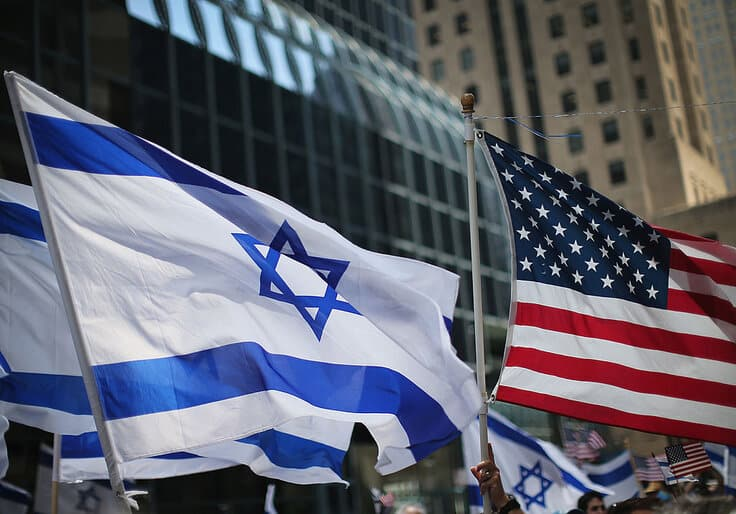 Poll: Democratic Voters Support Israel 1