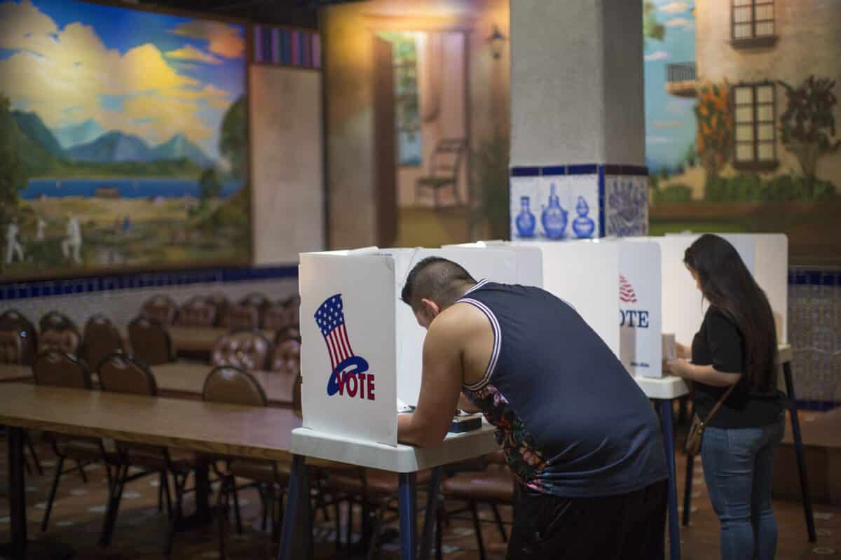 Many Hispanic Voters Now Voting Republican Due to Trump 'Values': Rubio 1