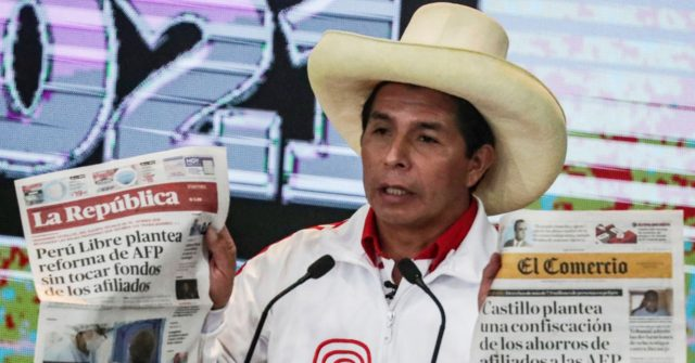 Communist, Conservative Peruvian Presidential Contenders Tied a Week Away from Election 1