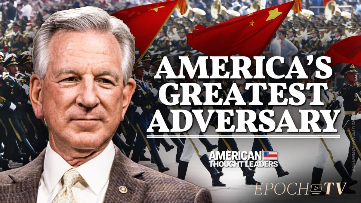 Sen. Tommy Tuberville: Federal Pension Funds Should Be Banned from Investing in China 1