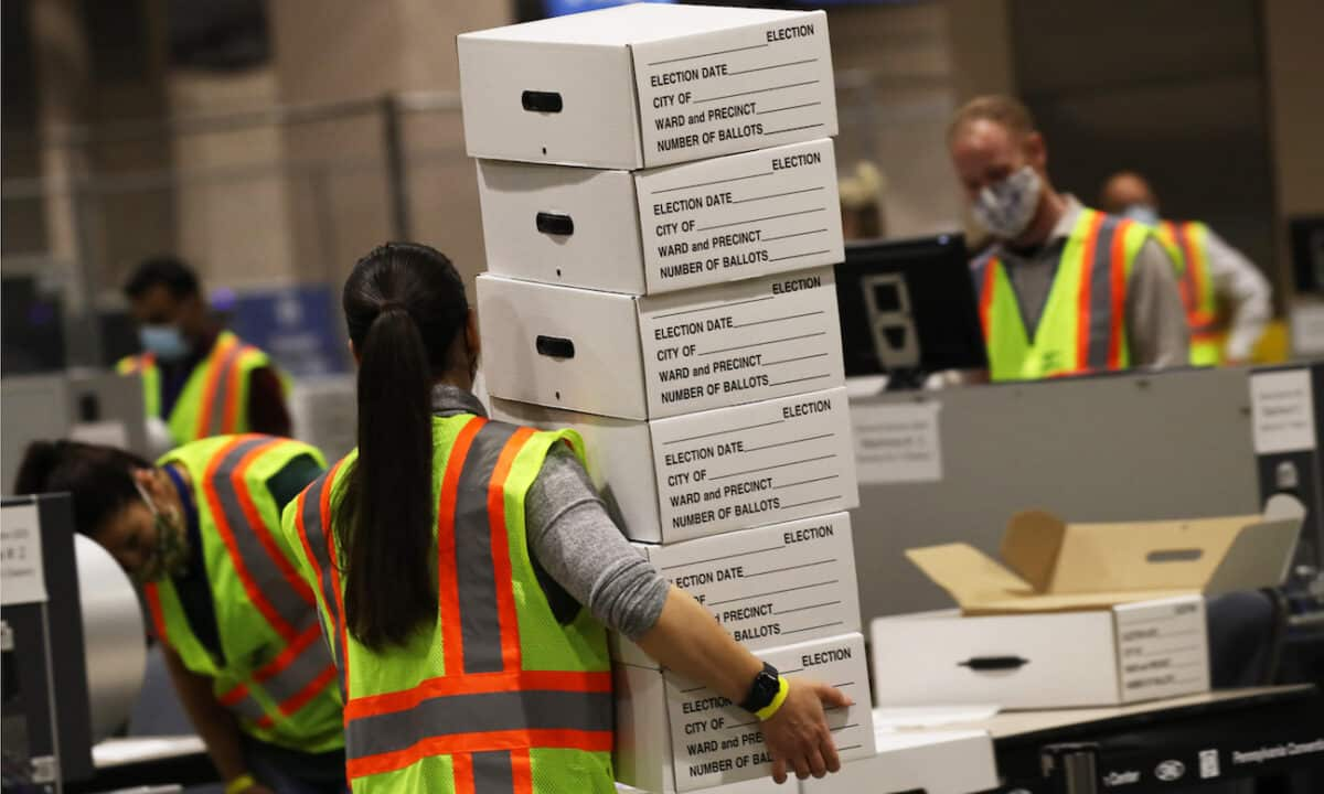 Supreme Court Likely To Issue Major Ruling on Ballot Harvesting Soon 1
