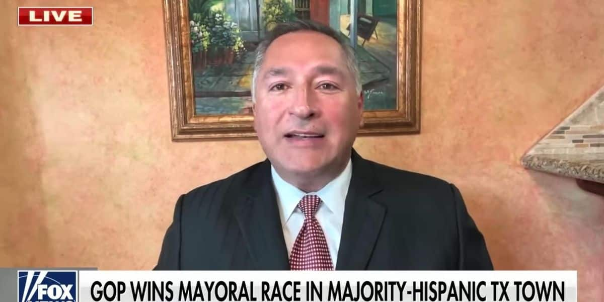 Republican who flipped Democratic stronghold reveals Hispanic voters are 'opening their eyes' 1