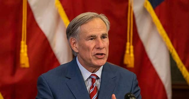 Texas Gov. Greg Abbott Blasts Biden for Criticizing Election Integrity Bill: 'I Bet He Doesn't Have a Clue What's in There' 1