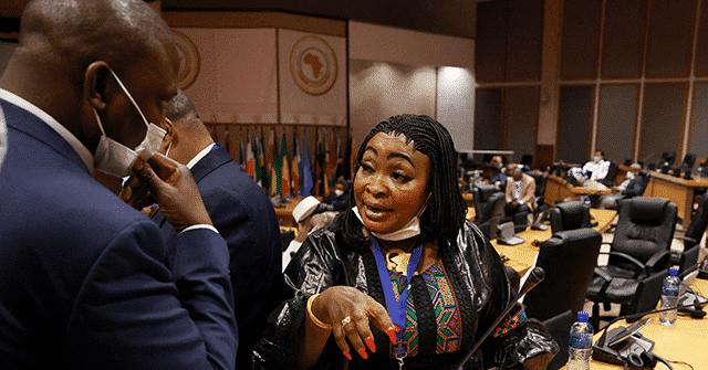 Lawmaker Ballot Box Brawl Erupts in African Union Parliament 1