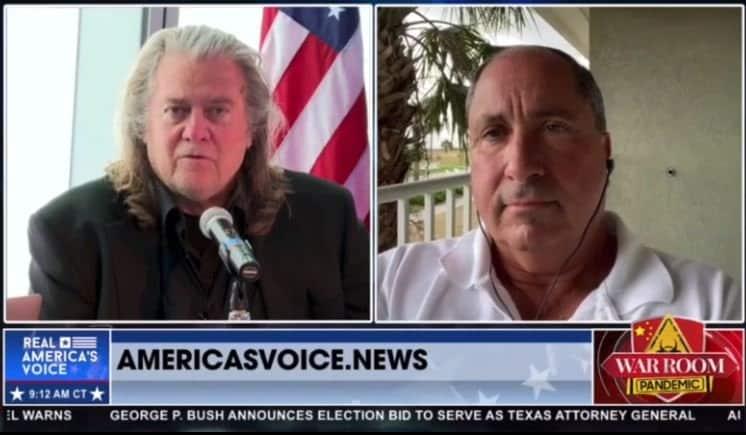 War Room Breaking News: Georgia GOP Leaders Including Vernon Jones to Tour AZ Audit Next Week (VIDEO) 1